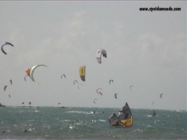 Windsurf Kitesurf Kite Beach République Dominicaine