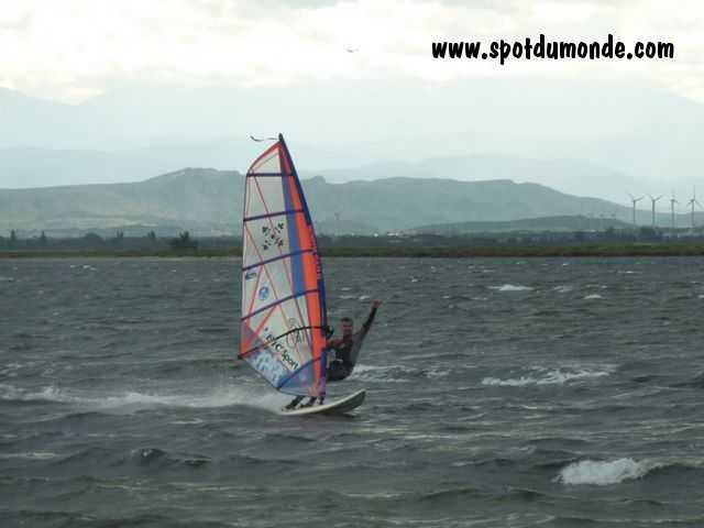 Spot Windsurf Leucate France Spot Windsurf Spot Kitesurf