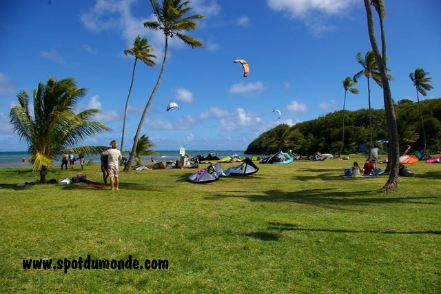 Windsurf KitesurfCap ChevalierMartinique